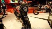 KTM 1050 Adventure front three quarter at EICMA 2014