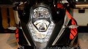KTM 1050 Adventure headlamp at EICMA 2014