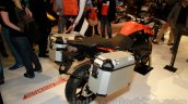 KTM 1050 Adventure rear three quarter at EICMA 2014