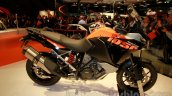 KTM 1050 Adventure side at EICMA 2014