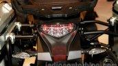 KTM 1050 Adventure taillight at EICMA 2014