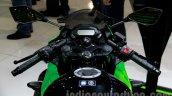 Kawasaki Ninja 250SL cluster at the EICMA 2014