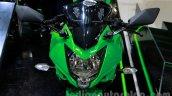 Kawasaki Ninja 250SL headlight at the EICMA 2014