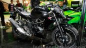 Kawasaki Z250SL front quarters at EICMA 2014