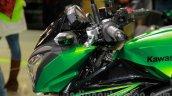 Kawasaki Z300 handlebar at the EICMA 2014