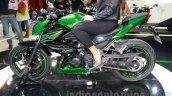 Kawasaki Z300 side at the EICMA 2014