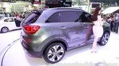 Kia KX3 Concept rear quarter at 2014 Guangzhou Auto Show