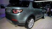 Land Rover Discovery Sport rear quarterat 2014 Guangzhou Auto Show