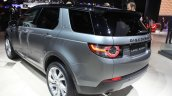 Land Rover Discovery Sport taillamp at the 2014 Los Angeles Auto Show
