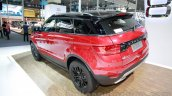 Landwind X7 at the Guangzhou Auto Show 2014