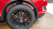 Landwind X7 wheel at the Guangzhou Auto Show 2014