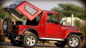 Mahindra Thar Hydrau Top rear quarters