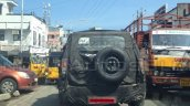 Mahindra U301 spied