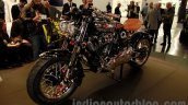Matchless Model X Reloaded front three quarter at EICMA 2014