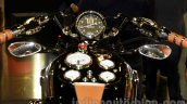 Matchless Model X Reloaded instrument dial at EICMA 2014