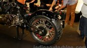 Matchless Model X Reloaded rear wheel at EICMA 2014