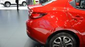 Mazda2 Sedan boot extension at the 2014 Thailand International Motor Expo