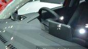 Mazda2 Sedan dashboard front at the 2014 Thailand International Motor Expo