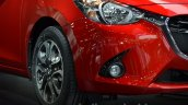Mazda2 Sedan foglamp at the 2014 Thailand International Motor Expo