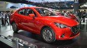 Mazda2 Sedan front three quarters left