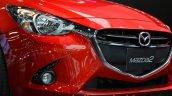 Mazda2 Sedan grille at the 2014 Thailand International Motor Expo