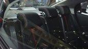 Mazda2 Sedan rear seat at the 2014 Thailand International Motor Expo