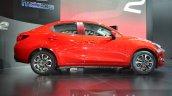 Mazda2 Sedan side view