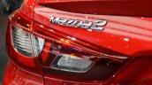 Mazda2 Sedan taillamp at the 2014 Thailand International Motor Expo