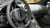 McLaren 625C steering at the 2014 Guangzhou Auto Show
