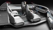 Mercedes-Benz G-Code Concept interior