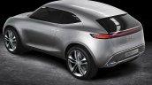 Mercedes-Benz G-Code Concept rear quarter