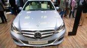 Mercedes E180L front at Guangzhou Auto Show 2014