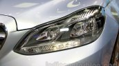 Mercedes E180L headlight at Guangzhou Auto Show 2014