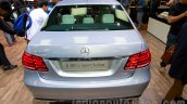Mercedes E180L rear at Guangzhou Auto Show 2014