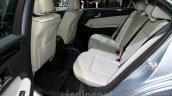 Mercedes E180L rear seats at Guangzhou Auto Show 2014