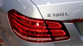 Mercedes E180L taillight at Guangzhou Auto Show 2014