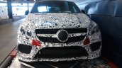 Mercedes GLE Coupe AMG front spied