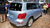 Mercedes GLK 300 4MATIC Luxury Prime Edition rear three quarter at Guangzhou Auto Show 2014