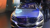 Mercedes-Maybach S600 at the 2014 Los Angeles Auto Show