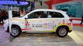 Mitsubishi ASX Silk Edition profile at 2014 Guangzhou Auto Show