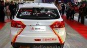 Mitsubishi ASX Silk Edition rear at 2014 Guangzhou Auto Show