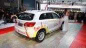 Mitsubishi ASX Silk Edition rear quarter at 2014 Guangzhou Auto Show