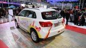 Mitsubishi ASX Silk Edition rear quarters at 2014 Guangzhou Auto Show