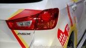 Mitsubishi ASX Silk Edition taillight at 2014 Guangzhou Auto Show