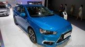 Mitsubishi Lancer Future front quarter at 2014 Guangzhou Auto Show
