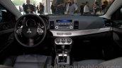 Mitsubishi Lancer Future interior at 2014 Guangzhou Auto Show
