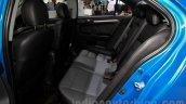 Mitsubishi Lancer Future rear seat at 2014 Guangzhou Auto Show