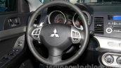 Mitsubishi Lancer Future steering at 2014 Guangzhou Auto Show