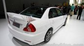 Mitsubishi Lancer S-Design rear quarter at 2014 Guangzhou Auto Show