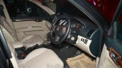 Mitsubishi Pajero Sport AT dashboard driver side at the Indian launch